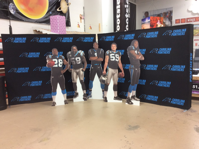 Life Size Cut Outs DC